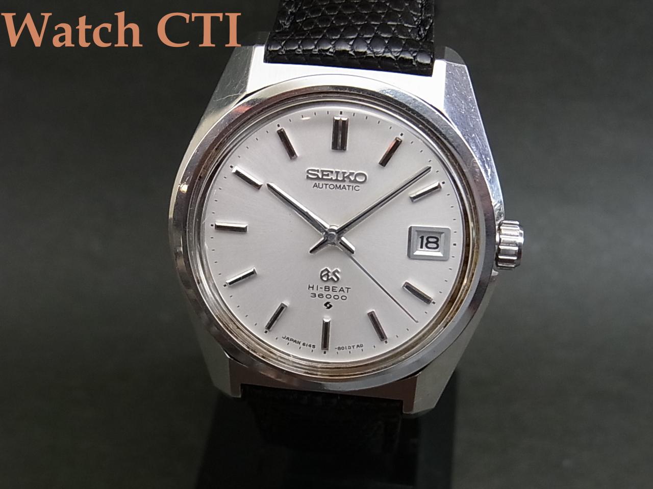 [K3170] SEIKO   61GS後期