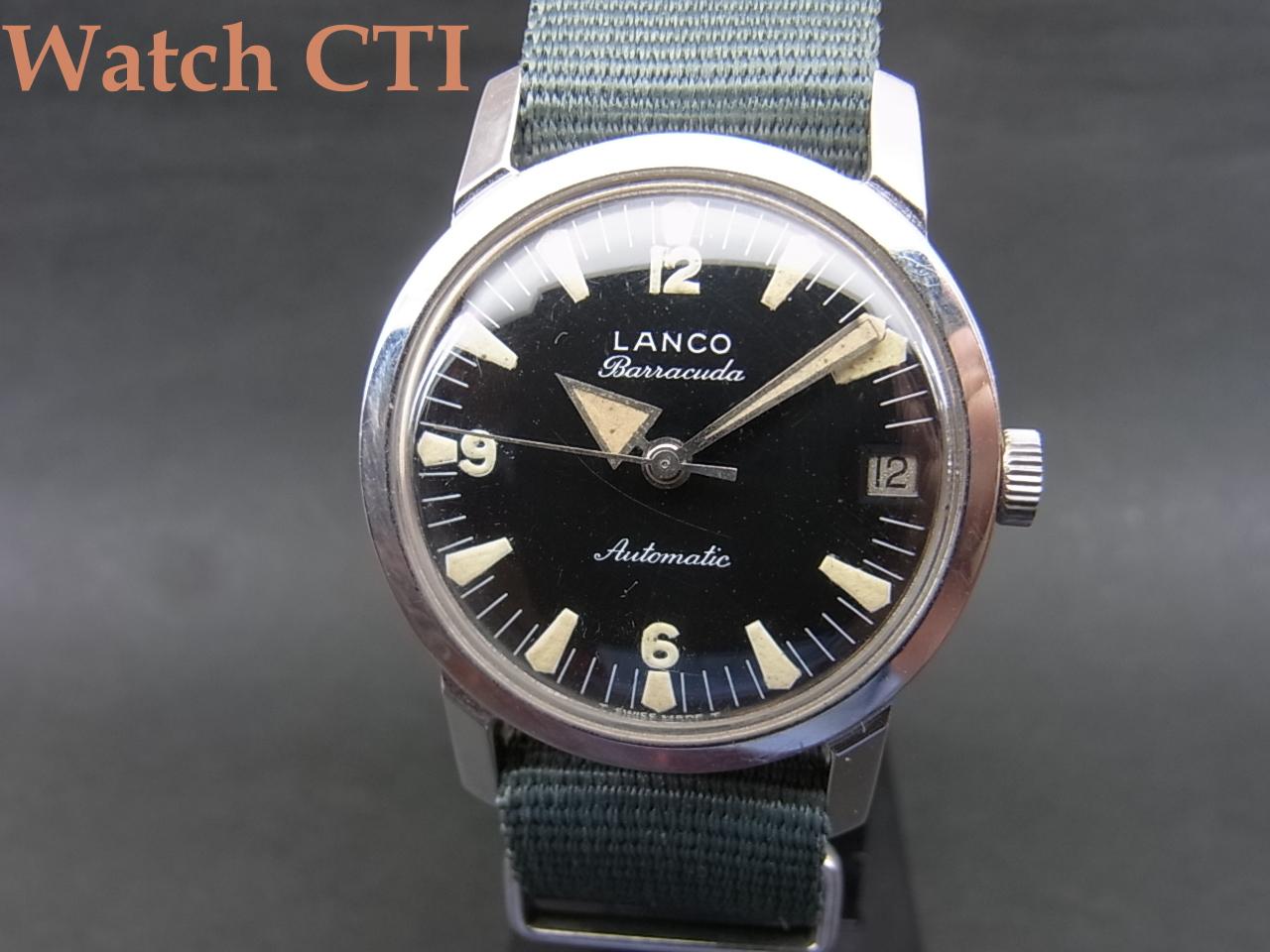 [S2128] LANCO      バラクーダ