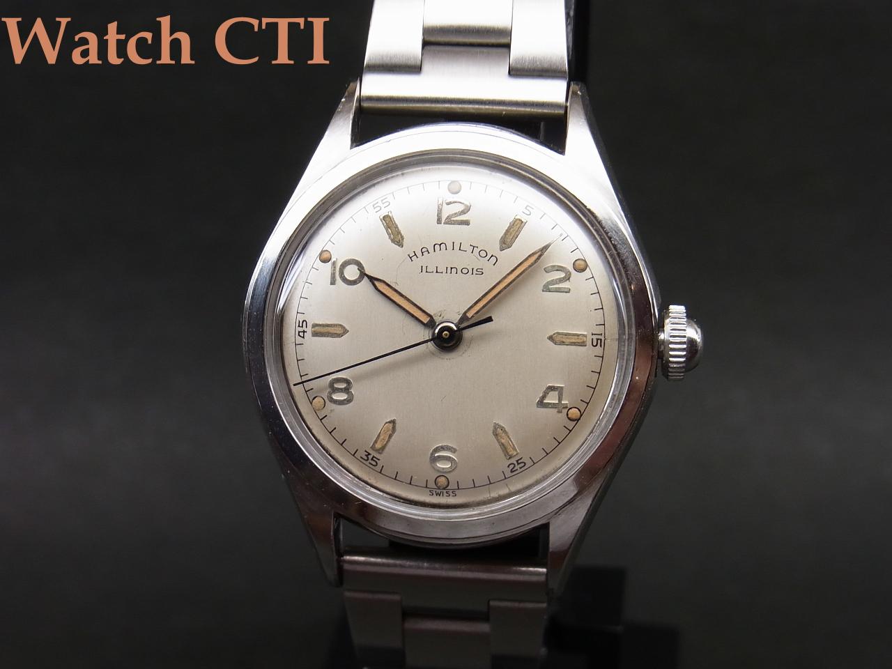 ハミルトン/イリノイ腕時計                 ...