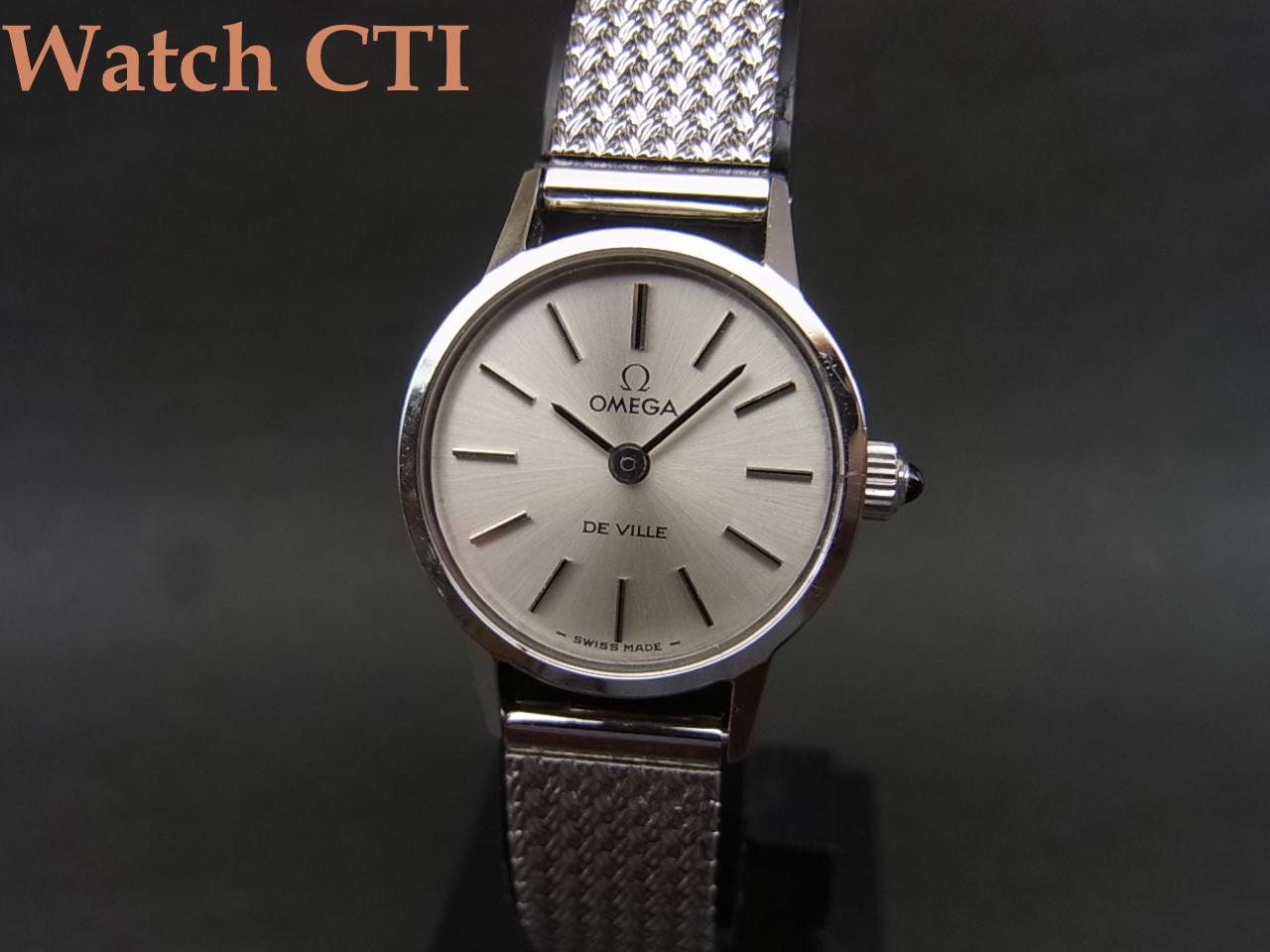 wholesale dealer 58378 1bf1b Watch CTI 東京・銀座のアンティークウォッチ販売 / 買取・修理 ...